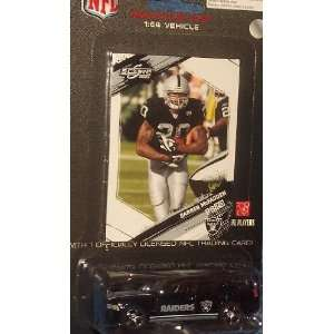 Oakland Raiders NFL Diecast 2009 Dodge Charger with Darren McFadden