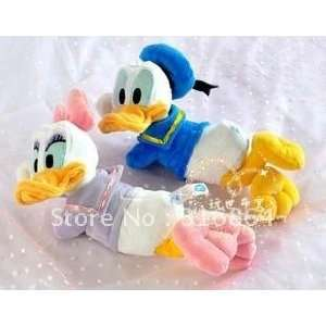 80cm christmas gift mikey mouse plush toy donald duck and