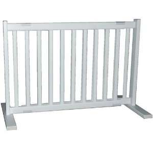 Essential Pet Products 42106 Small Free Standing Pet Gate