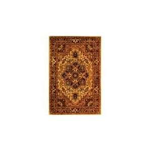 Safavieh   Classic   CL763A Area Rug   76 x 96 Oval   Light Gold