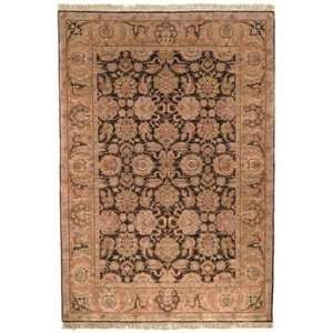 Safavieh Rugs Old World Collection OW115B 8 Dark Brown/Gold 8 x 10