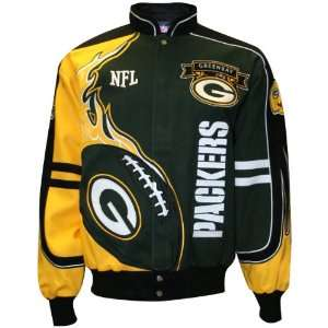 NFL Green Bay Packers Mens Redzone Jacket Sports