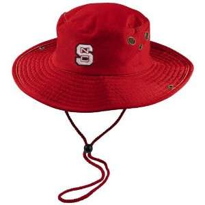 adidas North Carolina State Wolfpack Red Safari Hat
