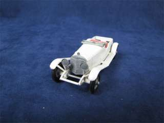 Vintage Matchbox #10 MOY 1928 Mercedes Benz Diecast Car