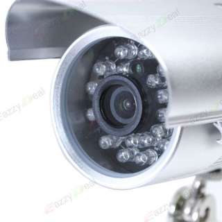 Waterproof Night Vision Motion Detection Outdoor Security CCTV DVR