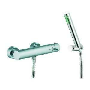 Fima by Nameeks S4035CR Chrome Spillo Wall Mounted Thermostatic Shower