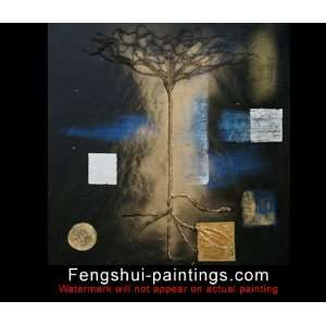 Modern Art Painting, Canvas Art Oil Painting c0750