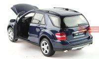 New Mercedes Benz ML350 124 Alloy Diecast Model Car with box deep