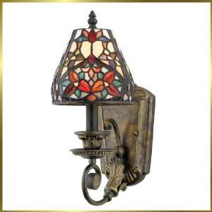 Wall Sconce, QZTFLI8701MP, 1 light, Antique Bronze, 6 wide X 14 high