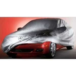 OEM Mercedes Benz C Class Coupe Car Cover with Noah® Fabric (Fits C
