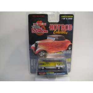 Racing Champion Hot Rod 64 Mustang Speedster Issue #161