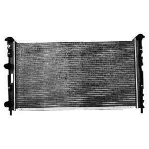 TYC 2323 Chrysler Sebring 1 Row Plastic Aluminum Replacement Radiator