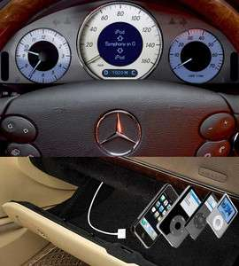 iPod Integration Kit OEM Mercedes Benz 2005 2009 CLK Class