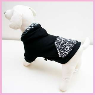 MODERN LARGE DOG HOODIE clothes XXXL extra big clothing jacket