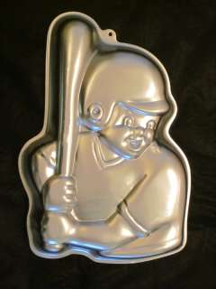 Player Aluminum Birthday Party Cake Pan Mold 2105 2020 1992 Hit