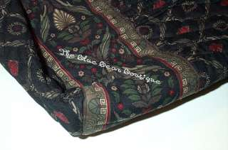 Vera Bradley retired so pretty rare  Laurel  pattern bag.