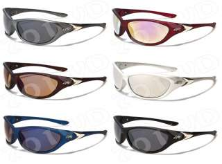 Black Blue Grey Red Silver Brown Mens UV400 Shades 782324000040