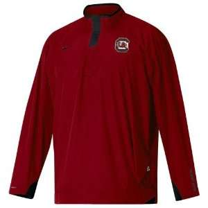 South Carolina Gamecocks Nike Coaches 1/4 Zip Pullover Sports