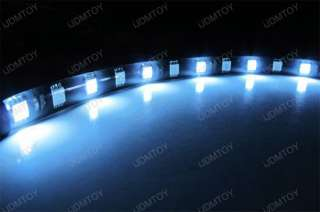 Switchback Dual Color LED Strip Lights For Daytime Running Lights