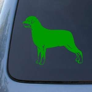 ROTTWEILER   Dog   Vinyl Car Decal Sticker #1551  Vinyl