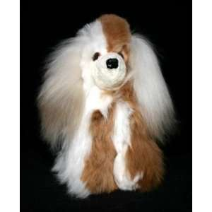 Soft Cuddly Alpaca Stuffed Animal Hand Made Pet Dog APD