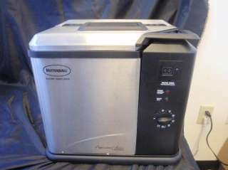 Masterbuilt Butterball Pro Series Electric Turkey Fryer AS IS PARTS
