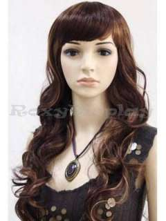 Cap Wig Mannequin Head Synthetic Hair for Mannequin WG T23B