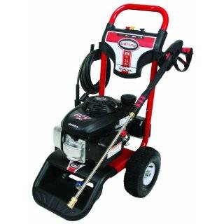 3,000 PSI Honda GCV190 Premium Gas Powered Heavy Duty Pressure Washer