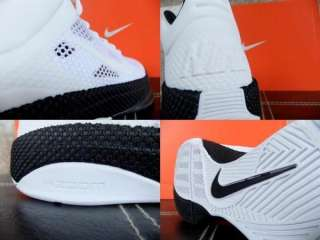 NIKE ZOOM HYPERFUSE LOW NEW Mens White Basketball Shoes Size 13