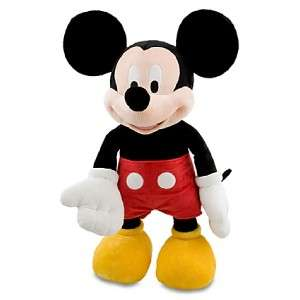 Large Mickey Mouse Plush 30 Huge Jumbo New Disney