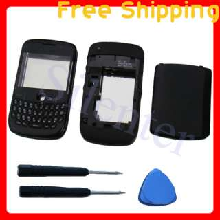 Black OEM Full Parts Chassis Housing Replacement For Blackberry Curve