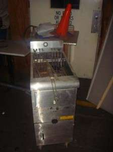 GE Electric Deep Fryer
