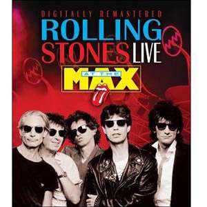 The Rolling Stones Live At The Max (Blu ray) (Widescreen