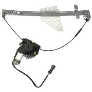 Jeep Grand Cherokee Rear Driver Side Power Window Regulator with Motor