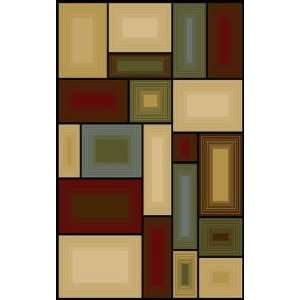 Central Oriental   Interlude   Prism Area Rug   2 x 76