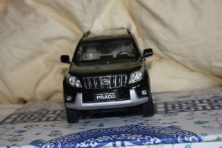 Dealer Edition 118,TOYOTA Land Cruiser 2010,New Prado LC150,BLACK,NEW