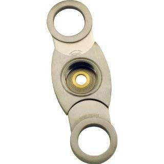 Cuban Crafters Stainless Steel Perfecto Cigar Cutter