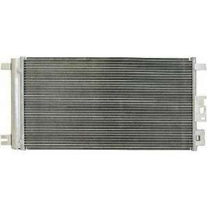 04 05 CHEVY CHEVROLET MALIBU A/C CONDENSER, , Parallel Type OEM Style