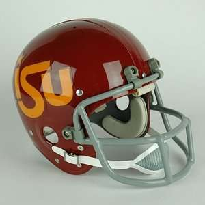 1979 IOWA STATE CYCLONES Riddell TK Suspension Football Helmet