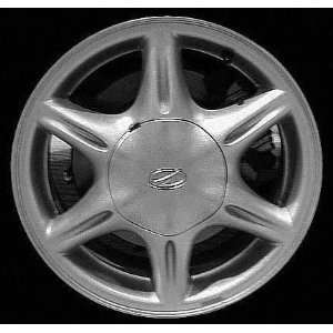 99 OLDSMOBILE ALERO ALLOY WHEEL (PASSENGER SIDE)  (DRIVER RIM 15 INCH