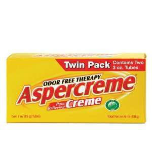 Aspercreme Maximum Strength Formula Pain Relieving Creme