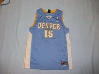 15 Carmelo Anthony Denver Nuggets jersey Youth Large