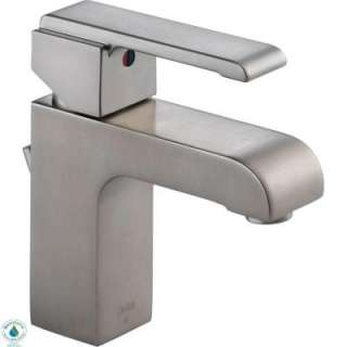 Bathroom Faucet in Stainless Steel 586LF SSMPU