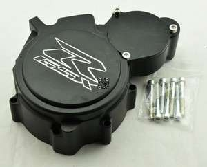 Engine Crankcase Cover Suzuki GSXR GSX R 600/750 06 07 08 09 10 Black