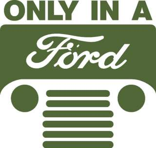 M151 FORD Jeep logo decal sticker M151A2 M38 m38a1 MUTT