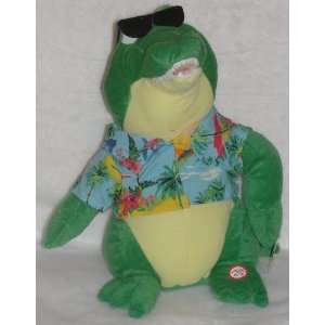 Alligator Animated Plush Animal Toys & Games