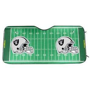 RAIDERS NFL Football Auto CAR SUNSHADE Sun Shade