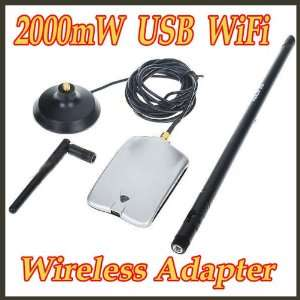 Power AWUS036H Wireless N/G USB WiFi Adapter
