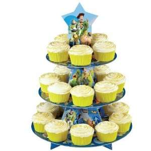 Disney Toy Story Party Supplies Cupcake Treat Stand Toys & Games