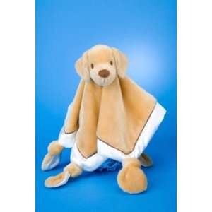 Cuddle Toys Plush Golden Retriever Snuggler   13 Inch Toys & Games